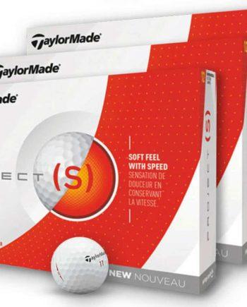 Project (s) White Golf Balls