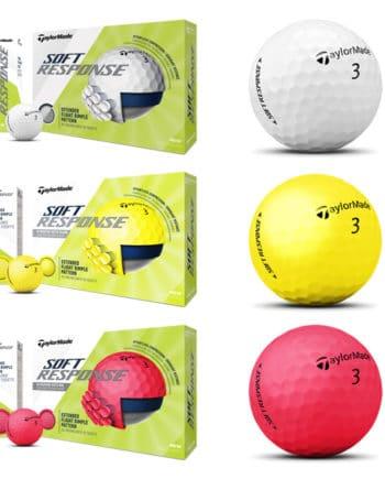 Soft Response Golf Ball