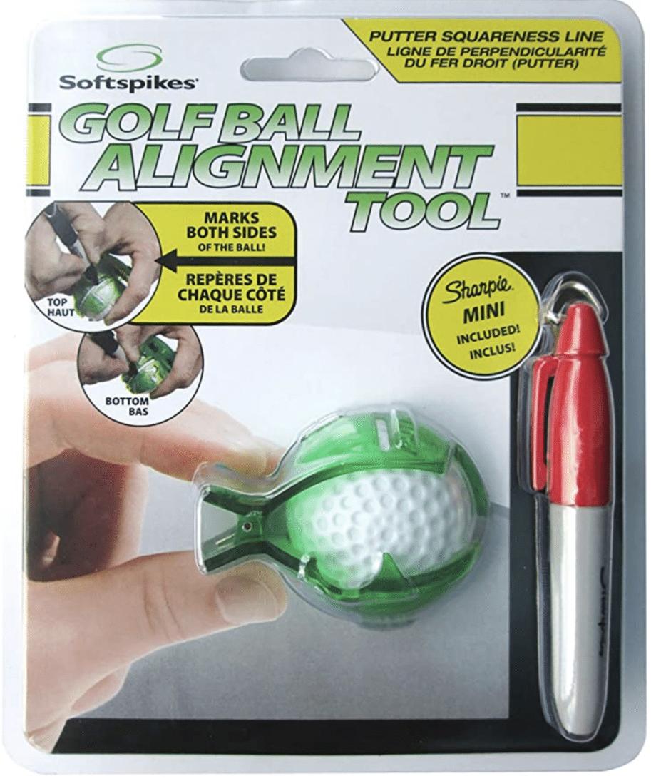 Golf Ball Alignment Tool